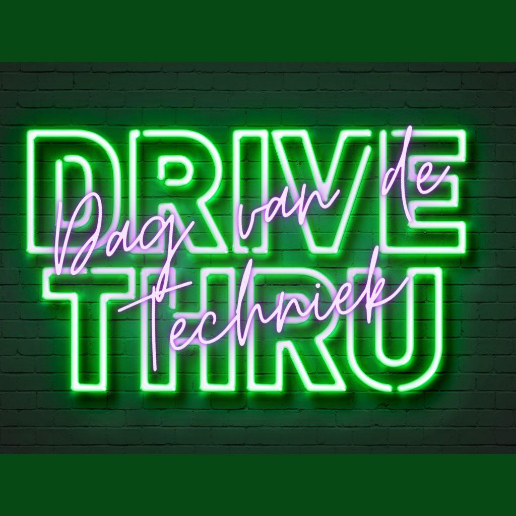 Dag van de Techniek Drive Thru DTW2021