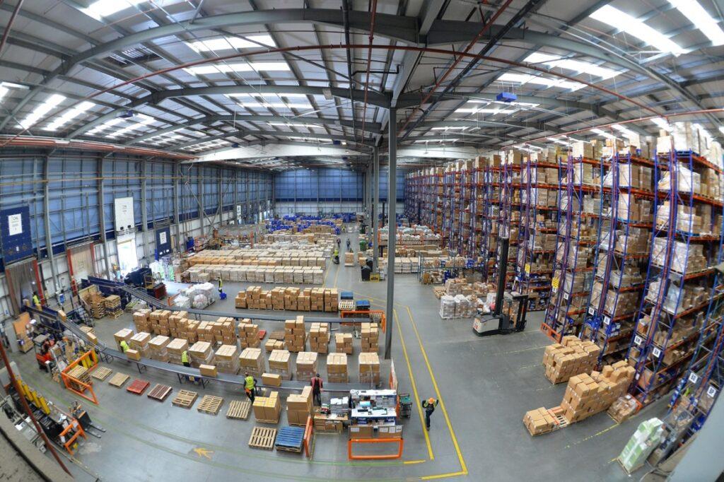 Top 100 Logistiek
